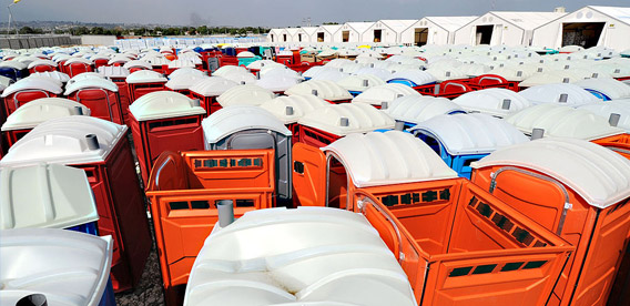 Champion Portable Toilets in Herrin,  IL